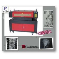Home work Laser Engraving or Laser Cutting Machine-JQ1390