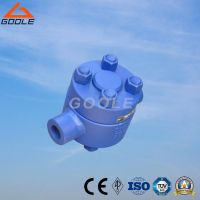 High-temperature-pressure disc type steam trap