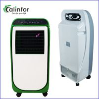 Calinfor exclusive design low power water air cooling fan with ice box