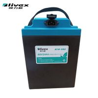 60v 24ah Lithium battery pack motorcycle replacement battery