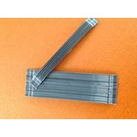 Glued steel fiber