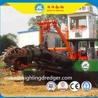 China 4000m³ Sand Mining Dredger
