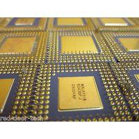 Ceramic CPU 368 & 486 Processor Scrap