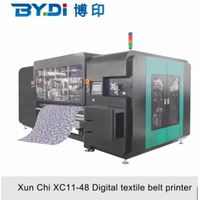 Large Format High Speed Direct to Garment Textile Printer XC11-48