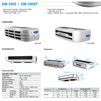Truck Transport Refrigeration System (DM-100S)/(DM-100SP) thumbnail image
