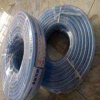 PVC flexible hose / PVC garden hose / PVC transparent reinforced hose thumbnail image