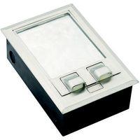 DCT-629/L Aluminum Open type floor box