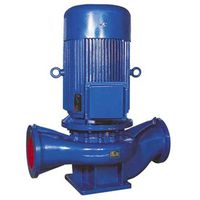 IS series pipeline pump