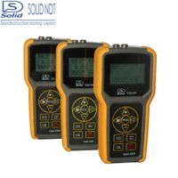 Upad X300 metal pipe measurement ultrasonic thickness gauge
