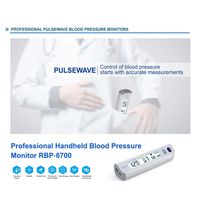 Factory class II NIBP automatic medical Bluetooth Blood Pressure Monitors for hospital thumbnail image
