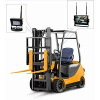 Forklift Digital Wireless Camera System