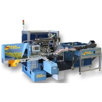 Hot Stamping & Capping Machine