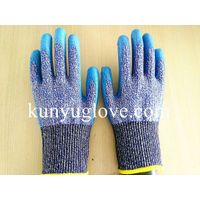 HPPE Palm PU Coated Working Safety Cut Resistant Gloves thumbnail image