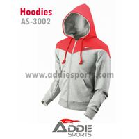 Customized hoody sweatshirt/fleece hoodies wholesale 100% cotton custom unisex full zipper hoodie