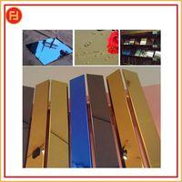 201/304 mirror Decorative Stainless Steel Sheet