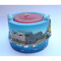 Polyresin Candle Holder Polyresin Candlesticker