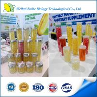 Coenzyme Q10 softgel for health supplement