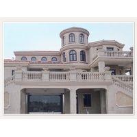 GRC balcony balustrade baluster