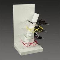 China Supplier Customized Acrylic Sunglasses Display Rack