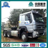 2015 New Sinotruk Brand howo tractor truck specification