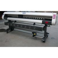 1.8m Large Format Printer Eco Solvent Vinyl Sticker Printer Machine thumbnail image