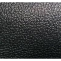Chinese strong PVC sofa leather with embossed design