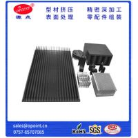 Customized Aluminum Industrial Heat Sink thumbnail image