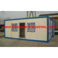 20ft collapsible container house