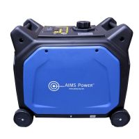 Aims GEN6600W240VS 6000W/6600W 120/240V Electric Start Inverter Generator thumbnail image