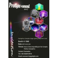 Professional stage lighting equipments