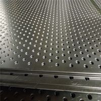 304 Stainless Steel Perforated Sheet -Perforated Metal Sheet