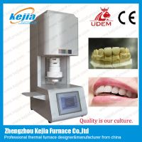 Zirconia sintering dental furnace