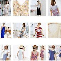 Korean Women's Clothing, Woman Clothes, Dress, Fashion thumbnail image