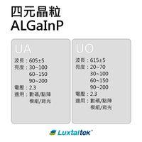 LED Chip, ALGaInp (UA/UO)