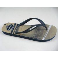 Fashion custom printing summer beach rubber slipper flip flops for men thumbnail image