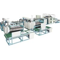 CI Type Roll-to-Roll Flexo Printing Machine