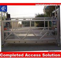 Aluminum Swing Stage Platform 630kg load/6m lenght thumbnail image