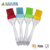 Rubber Material and Tools Type silicone brush