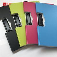 Office and school Stationery OEM PP Foam File Folder a4 horizontal Clipboard Folder