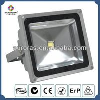 20w outdoor waterproof IP65 ceramic bridgelux COB led flood light 2 years warranty