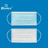 disposable medical mask--3 layers