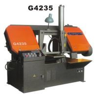 Double-column horizontal metal band sawing machine (G4235)