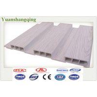 Wood Plastic Composite Wood Grain Ceiling
