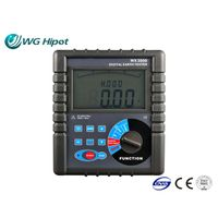 WX3000 Digital Earth Resistance Tester