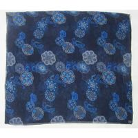 2014women's geometry flowers print scarf PG947