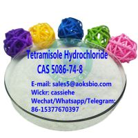 High Quality CAS 5086-74-8 Tetramisole Hydrochloride with Best Price