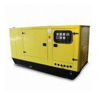 Industrial Diesel Power Generator with Frequency of 50Hz/60Hz, Digital Auto-start Control Panel
