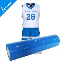 Kenteer low price PVC heat transfer vinyl for clothing 0.525m/roll thumbnail image