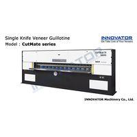 Single Knife Veneer Guillotine (Model: CutMate series)