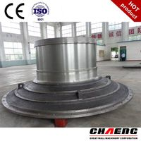 ball mill discharge hollow shaft